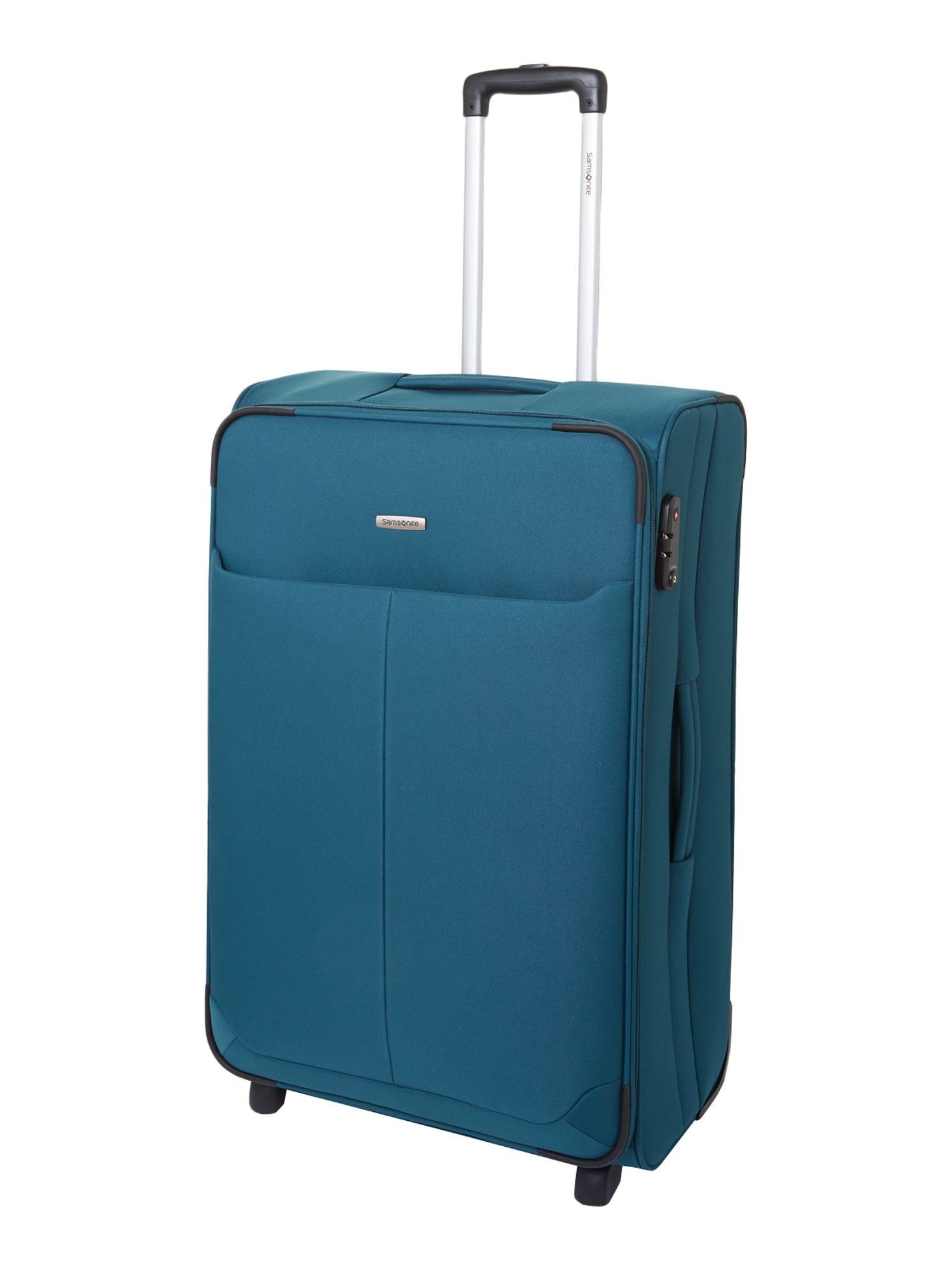 samsonite arenal 75cm teal in blue teal lyst. Black Bedroom Furniture Sets. Home Design Ideas