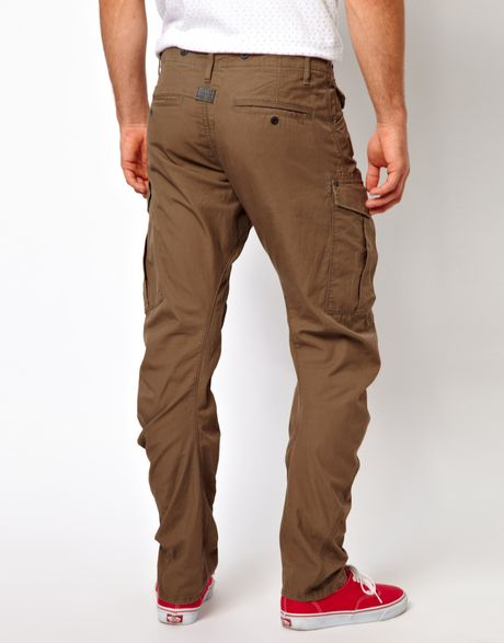 g star raw g star cargo pants rovic 3d loose tapered field. Black Bedroom Furniture Sets. Home Design Ideas