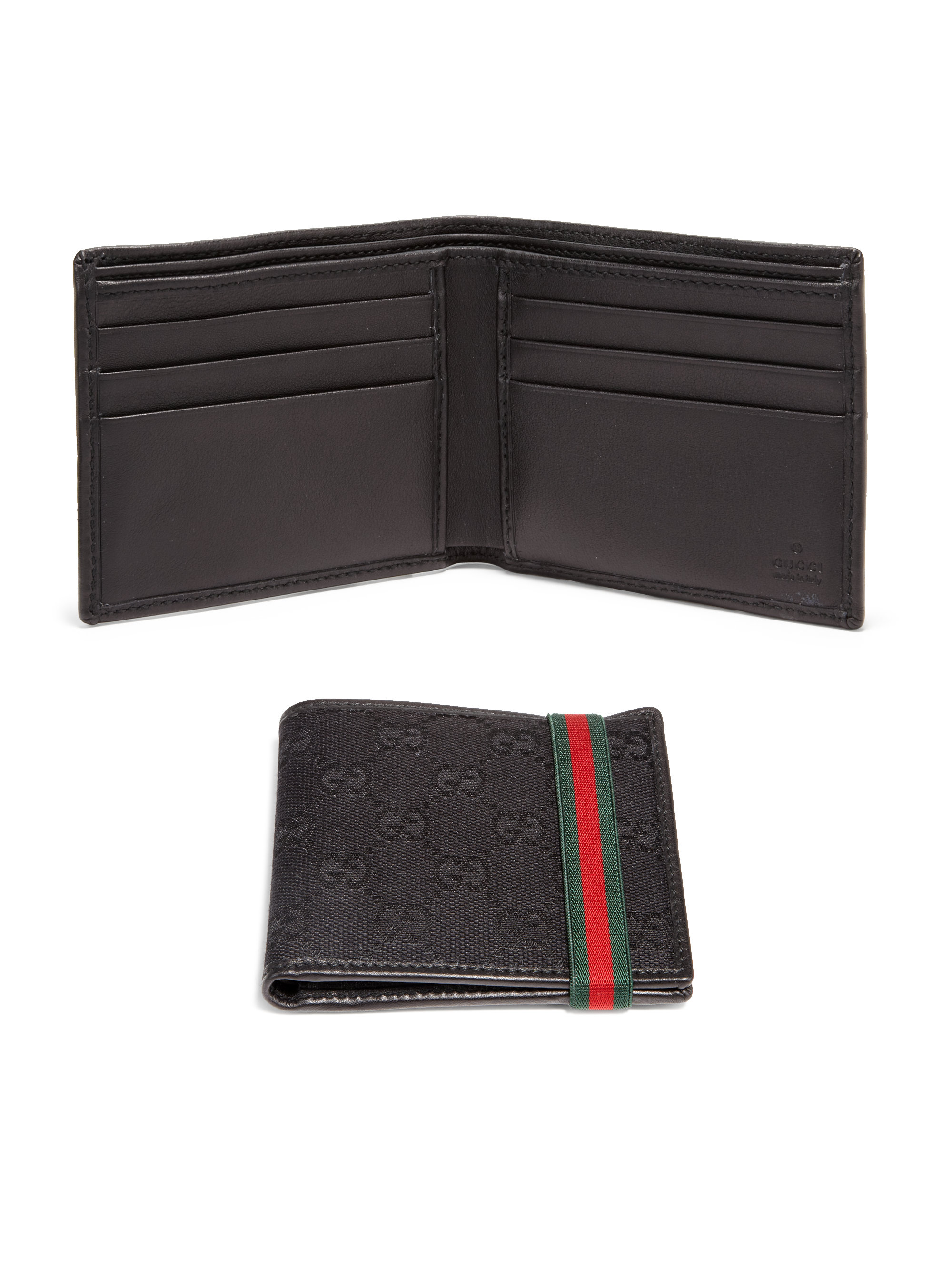the gallery for gt gucci wallets for men