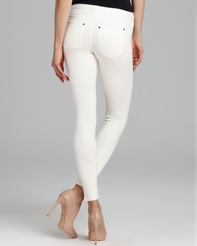 White Hue Leggings