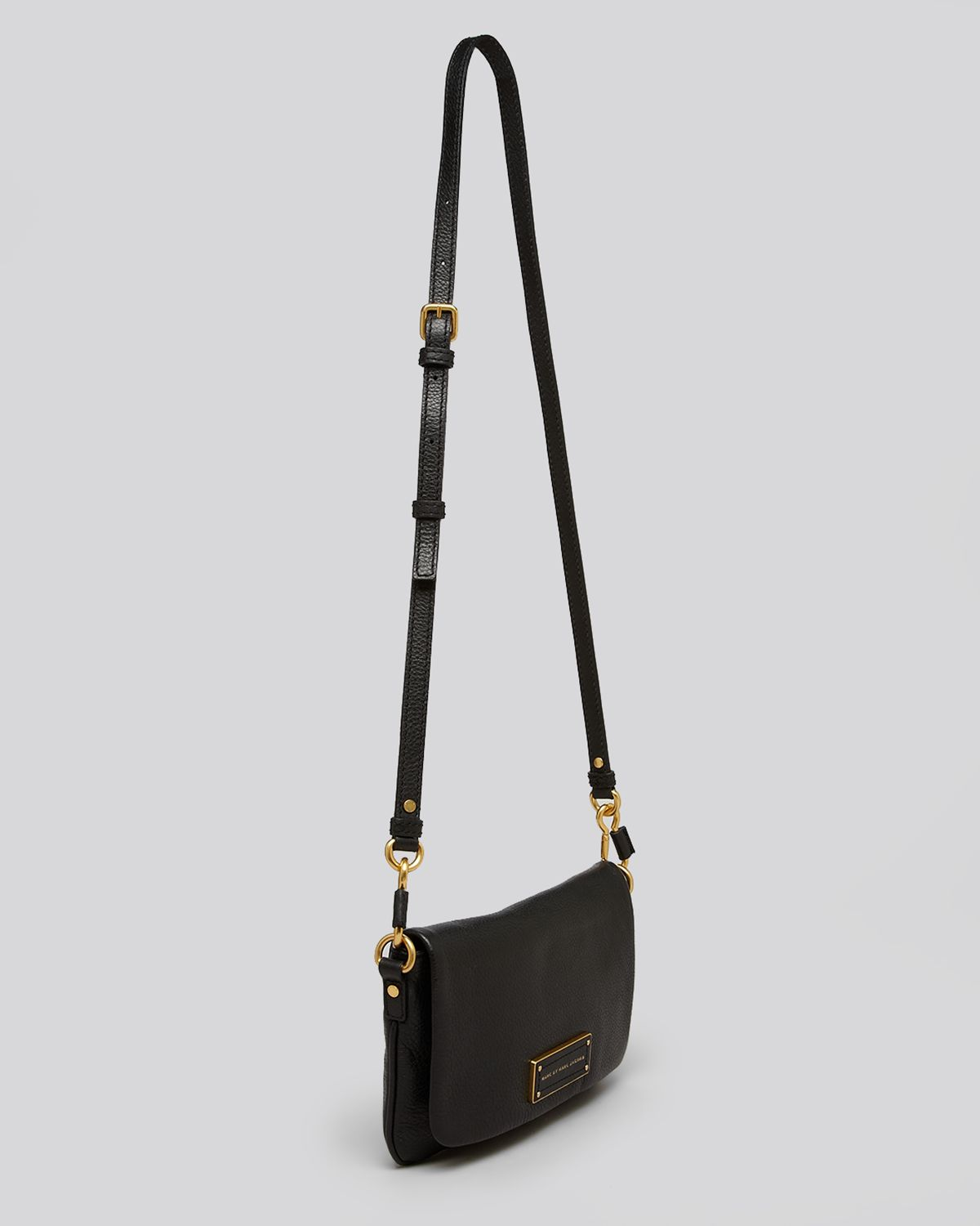 d0cba6b02 Marc By Marc Jacobs Crossbody - Too Hot To Handle Flap Percy in Black - Lyst