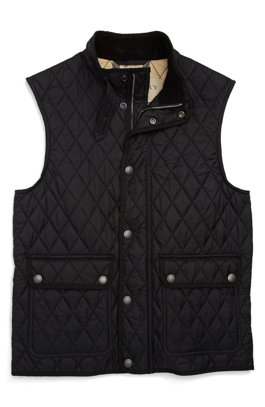 Burberry Howe Quilted Jacket