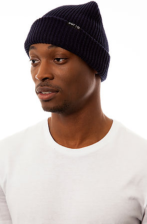 Lyst - Huf The Usual Beanie in Blue for Men 5f3b71e26be
