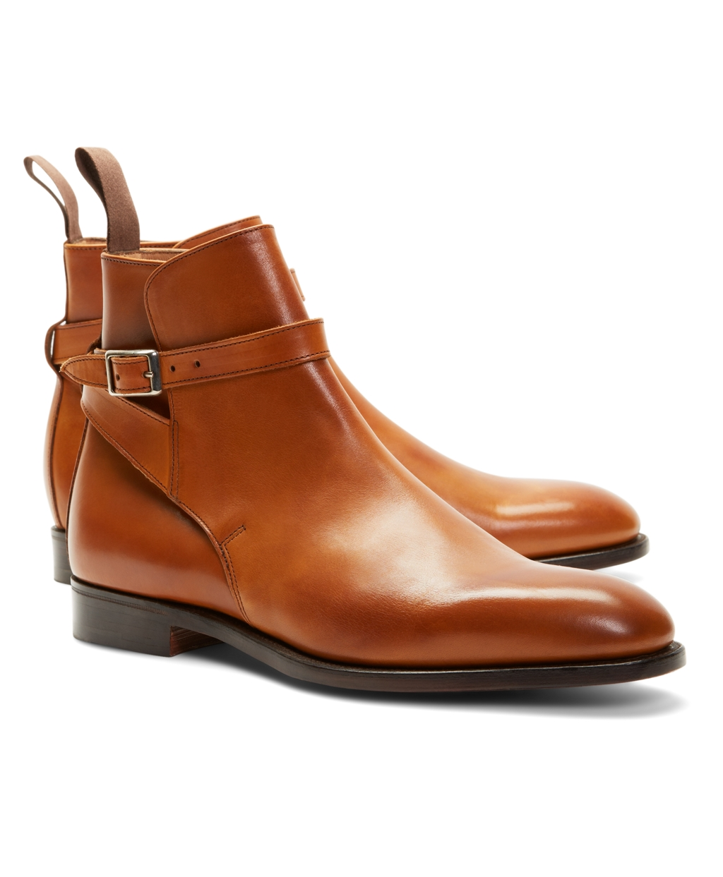 brothers peal co 174 leather ankle buckle