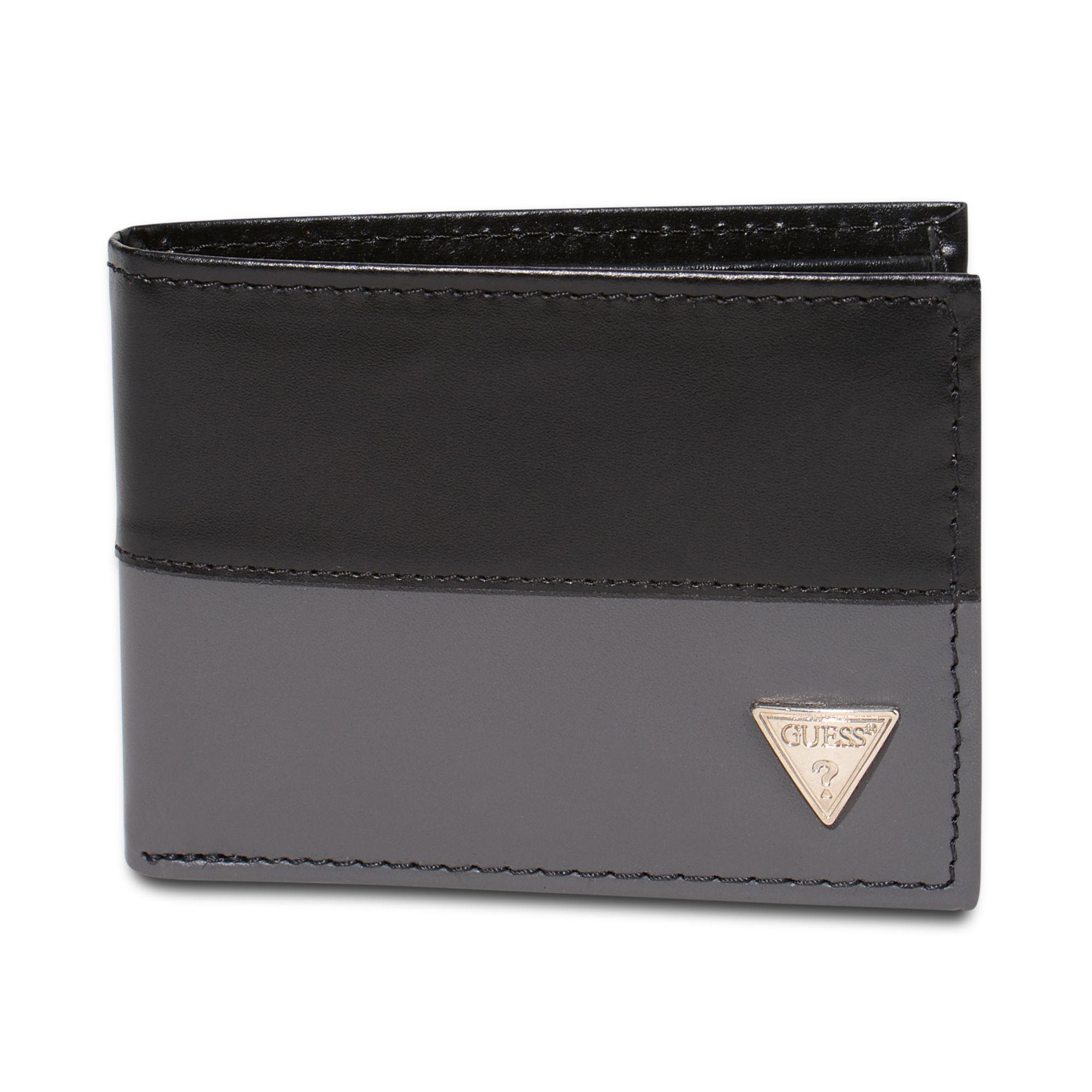 Lyst Guess Guess Wallets Semi Glazed Slim Passcase
