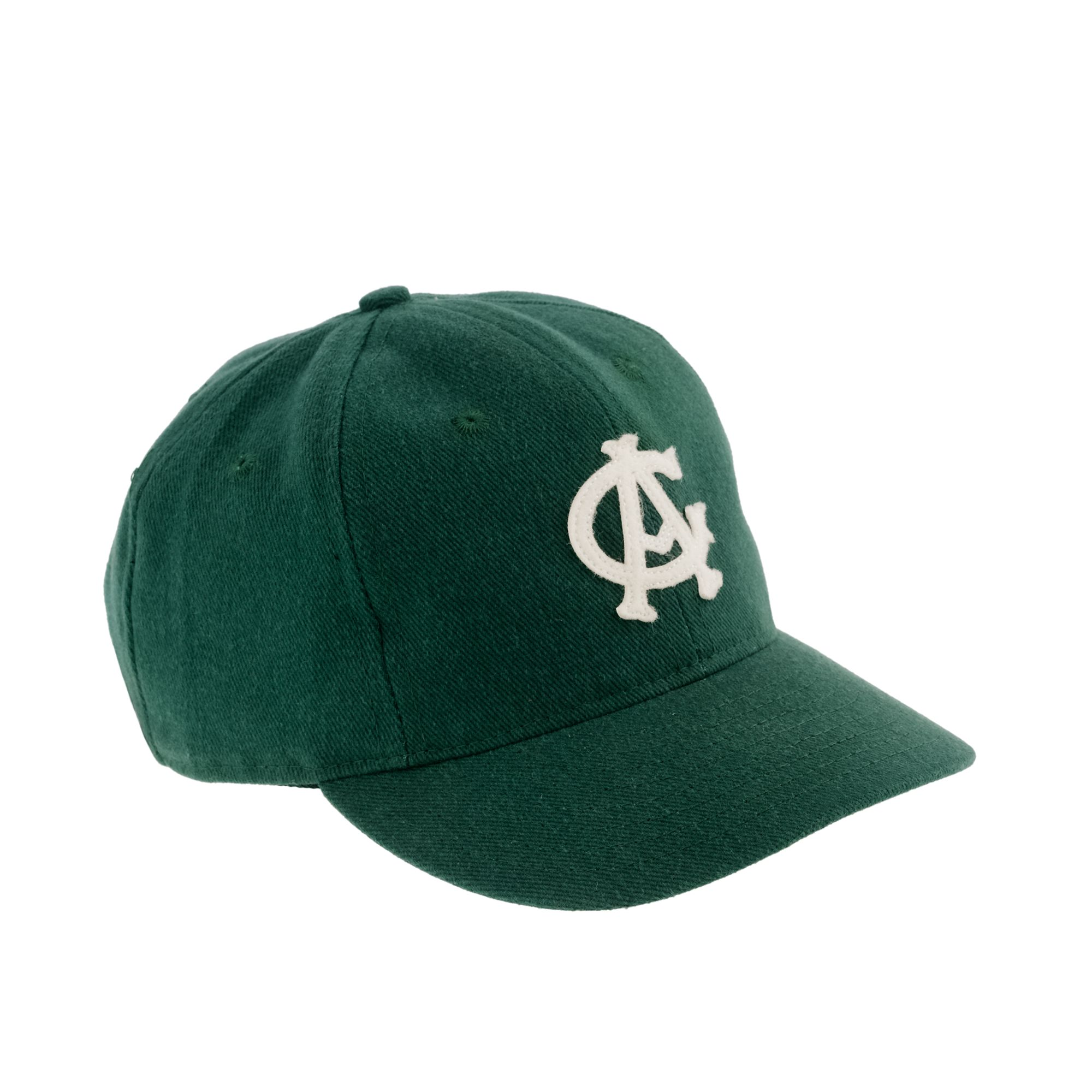 J.Crew Ebbets Field Flannels For Jcrew Twill Ball Cap in Green for ... 4e5acb2ed1af