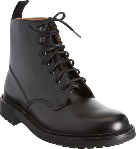 Church's Mcduff 2 in Black for Men