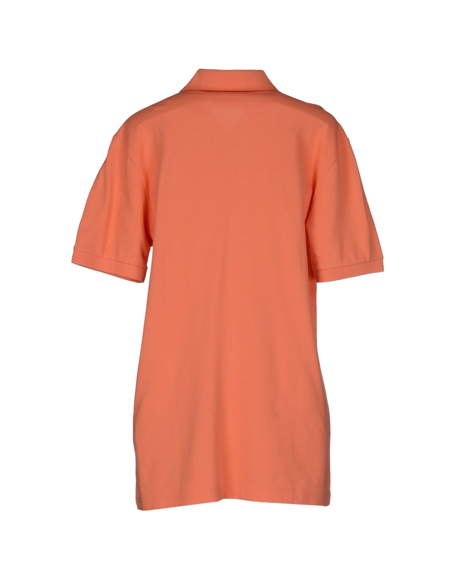 lyst fred perry polo shirt in orange. Black Bedroom Furniture Sets. Home Design Ideas