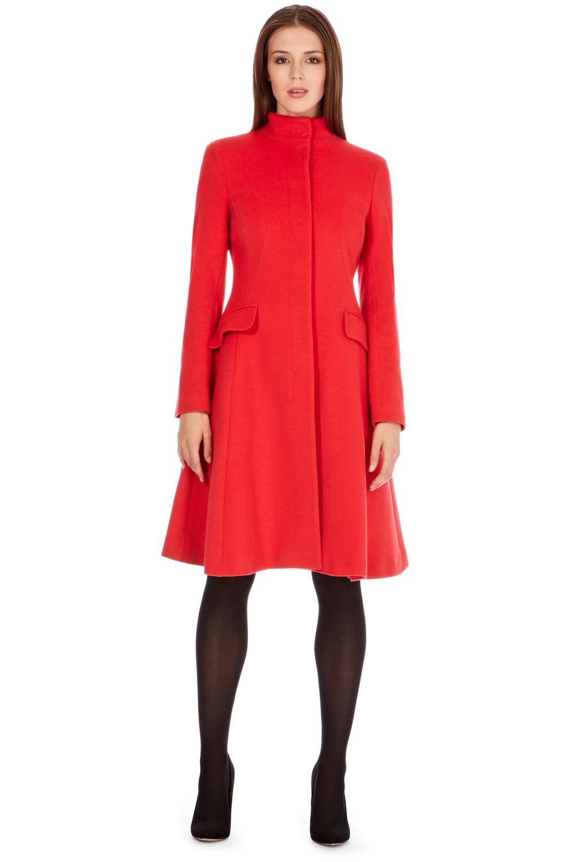 Coast Alvina Coat in Red | Lyst