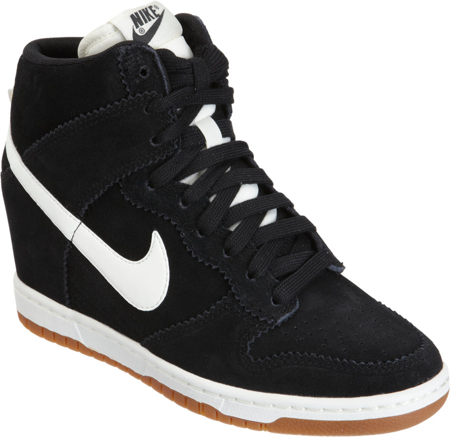 Nike Dunk Sky Hi In Black Lyst