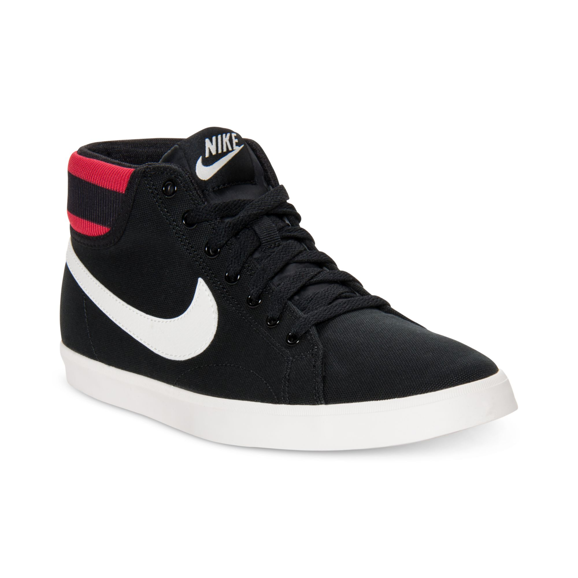 new arrivals 8562b f9455 Nike Eastham Mid Trainer Sneakers in Black for Men - Lyst