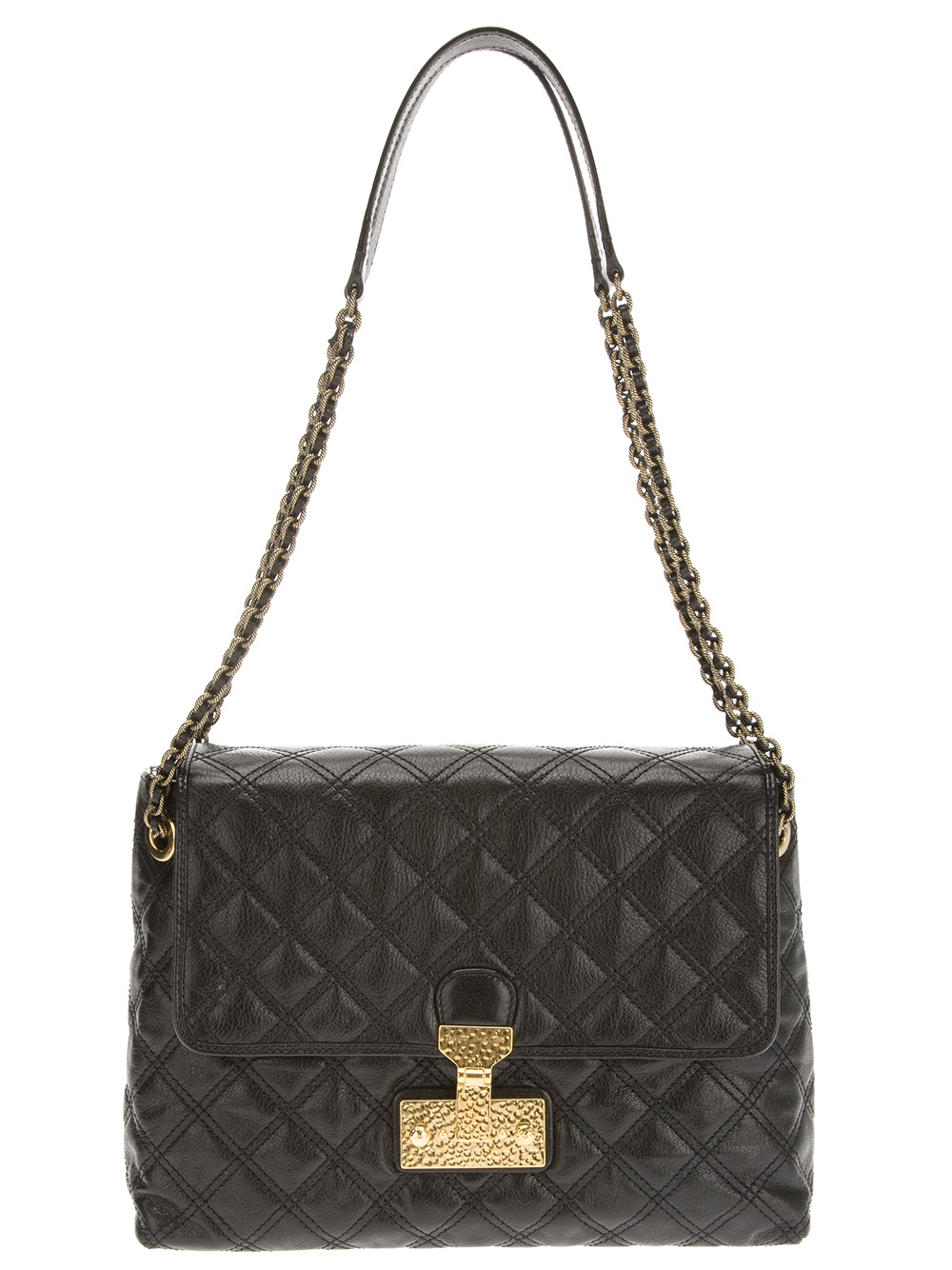 jacobs black single women Marc jacobs 'the single' bag $575 sold out farfetchcom pink leather quilted shoulder bag from marc by marc jacobs featuring a gold-tone chunky chain shoulder strap with a magnetic press stud fastening and gold-tone designer push lock.