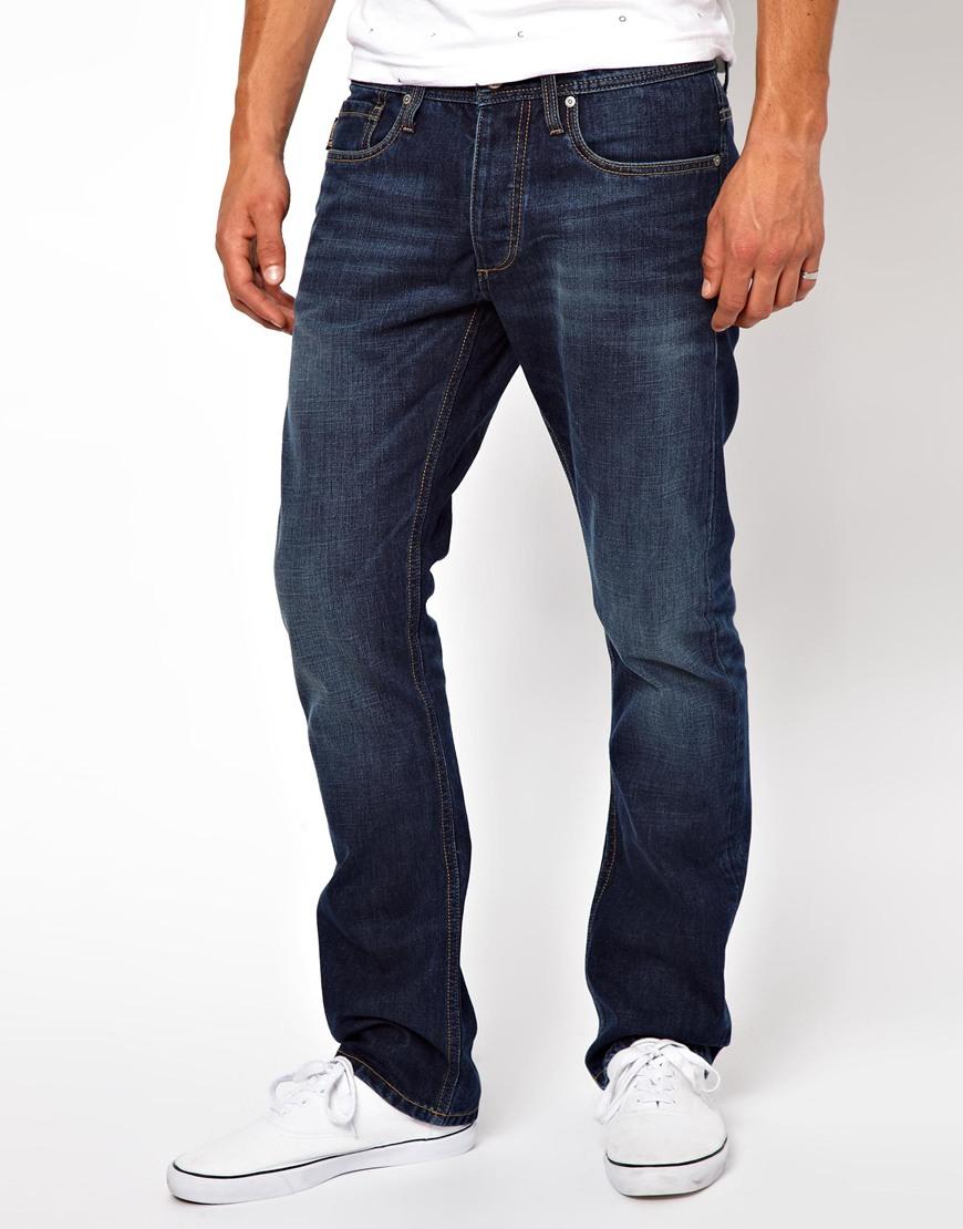professionelle Website Laufschuhe Kundschaft zuerst Cheap Monday Jack Jones Clark Original Regular Fit Jeans in ...