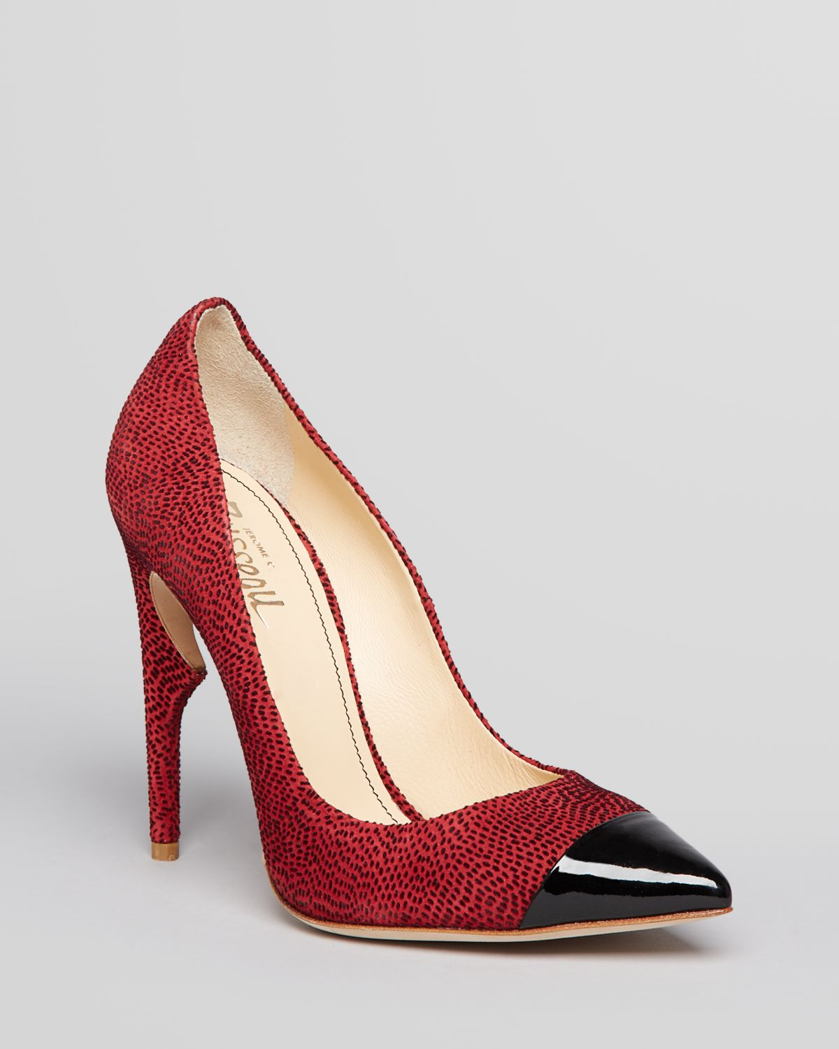 buy cheap genuine with paypal free shipping Jerome C. Rousseau Multicolor Pointed-Toe Pumps prices for sale 2014 unisex for sale ZWUsmNt2z2