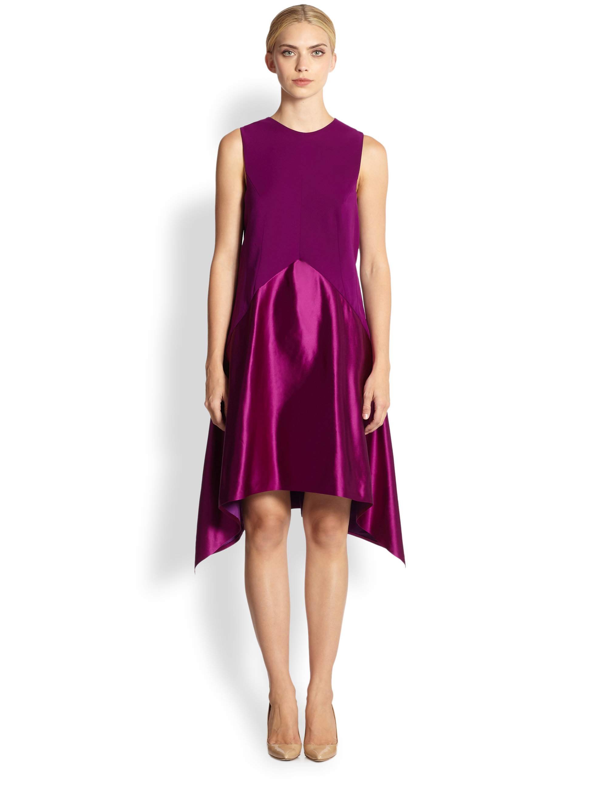 New Arrival For Sale Browse Sale Online DRESSES - Short dresses Narciso Rodriguez Footlocker Finishline Cheap Online 6yeXq