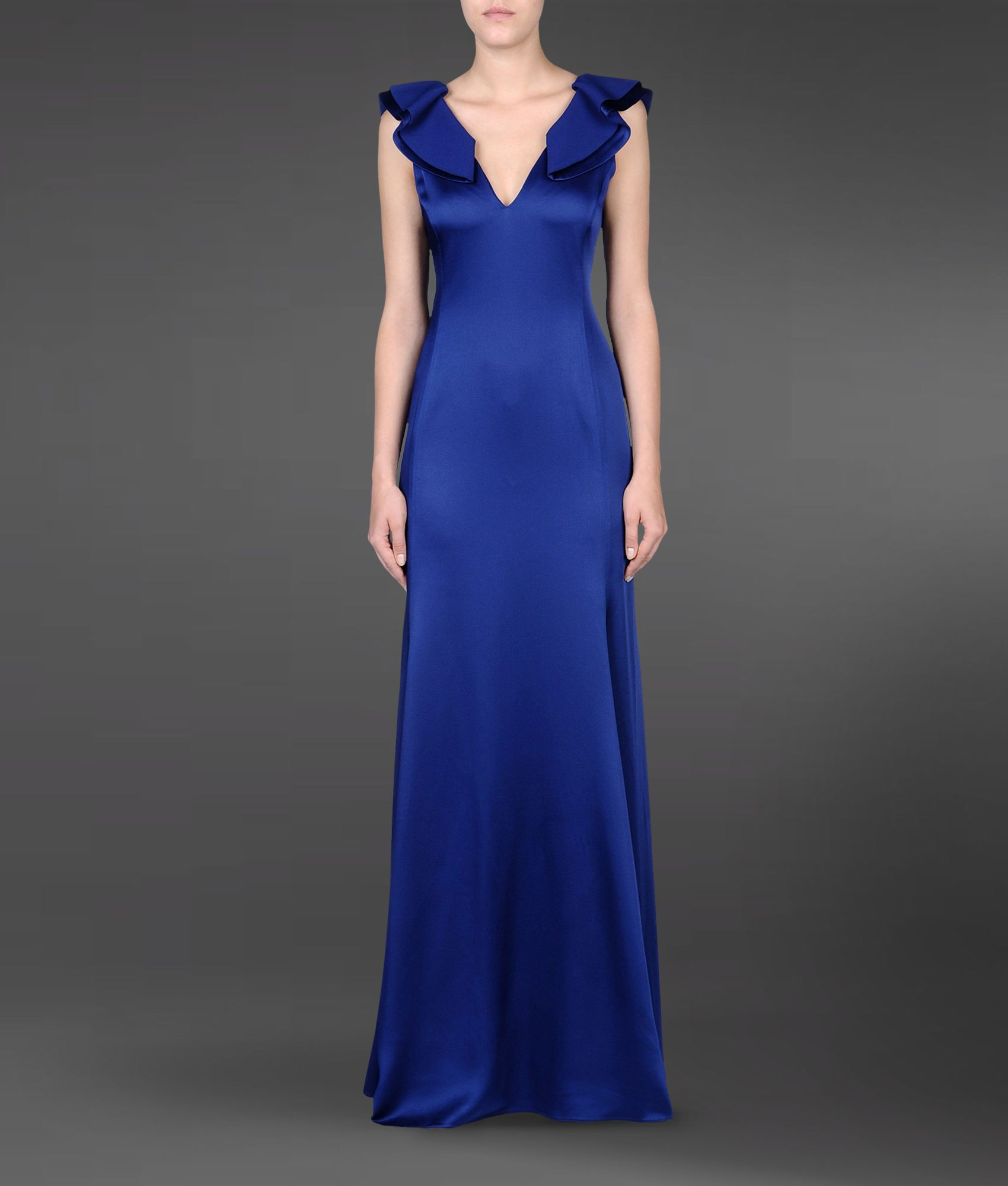 Cheap Sale Pick A Best DRESSES - Long dresses Emporio Armani Free Shipping Really 2018 Cheap Sale Best Wholesale Sale Online Discount Inexpensive QuO15CjX