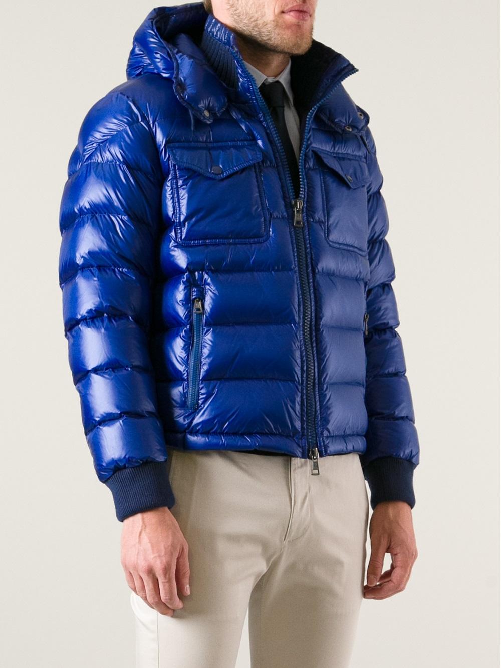 moncler fedor blue