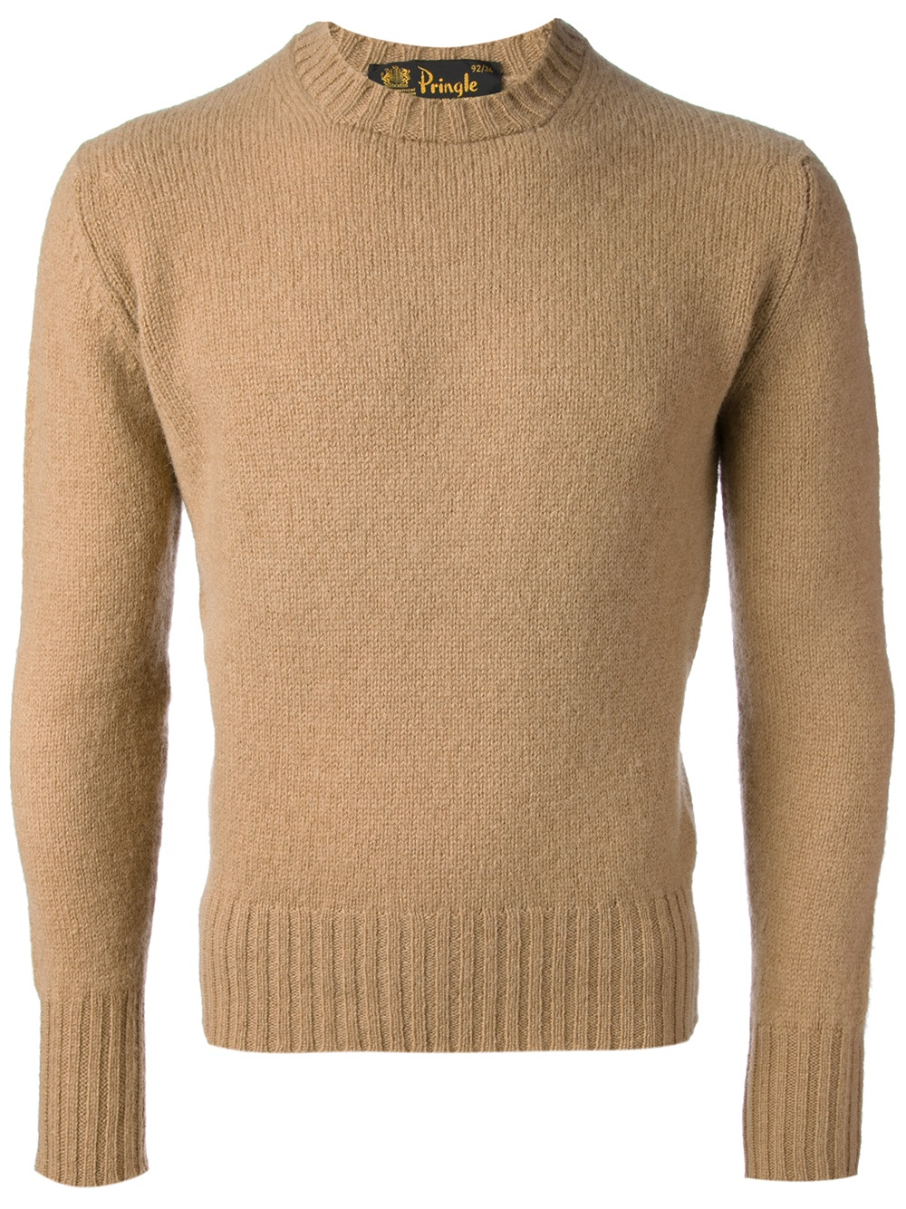 pringle of scotland wool jumper in for lyst
