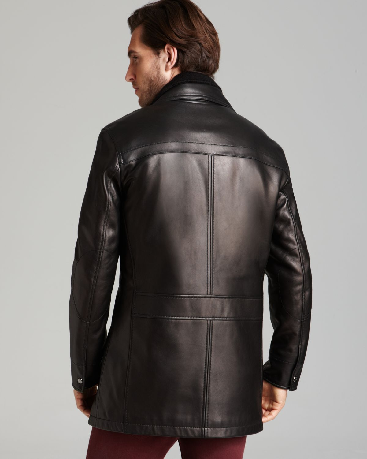 Leather jackets for men nyc
