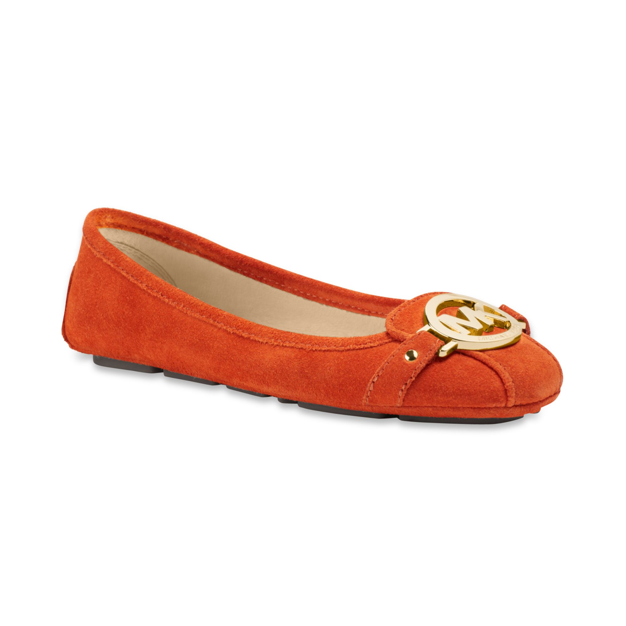 Michael Kors Shoes Fulton Moc Flats