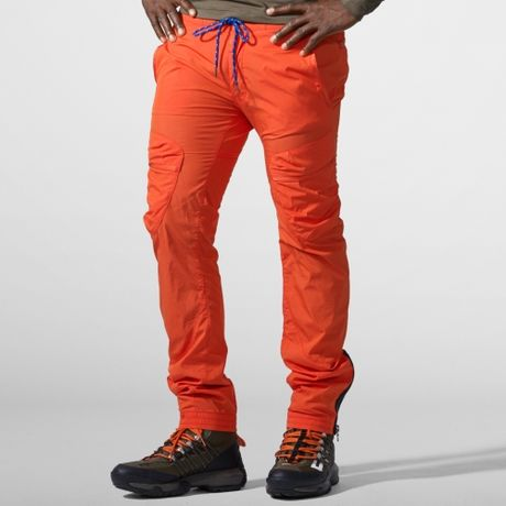 Original Women S Lc Lauren Conrad Skinny Cargo Pants Size 2 T L Lt Orange Women