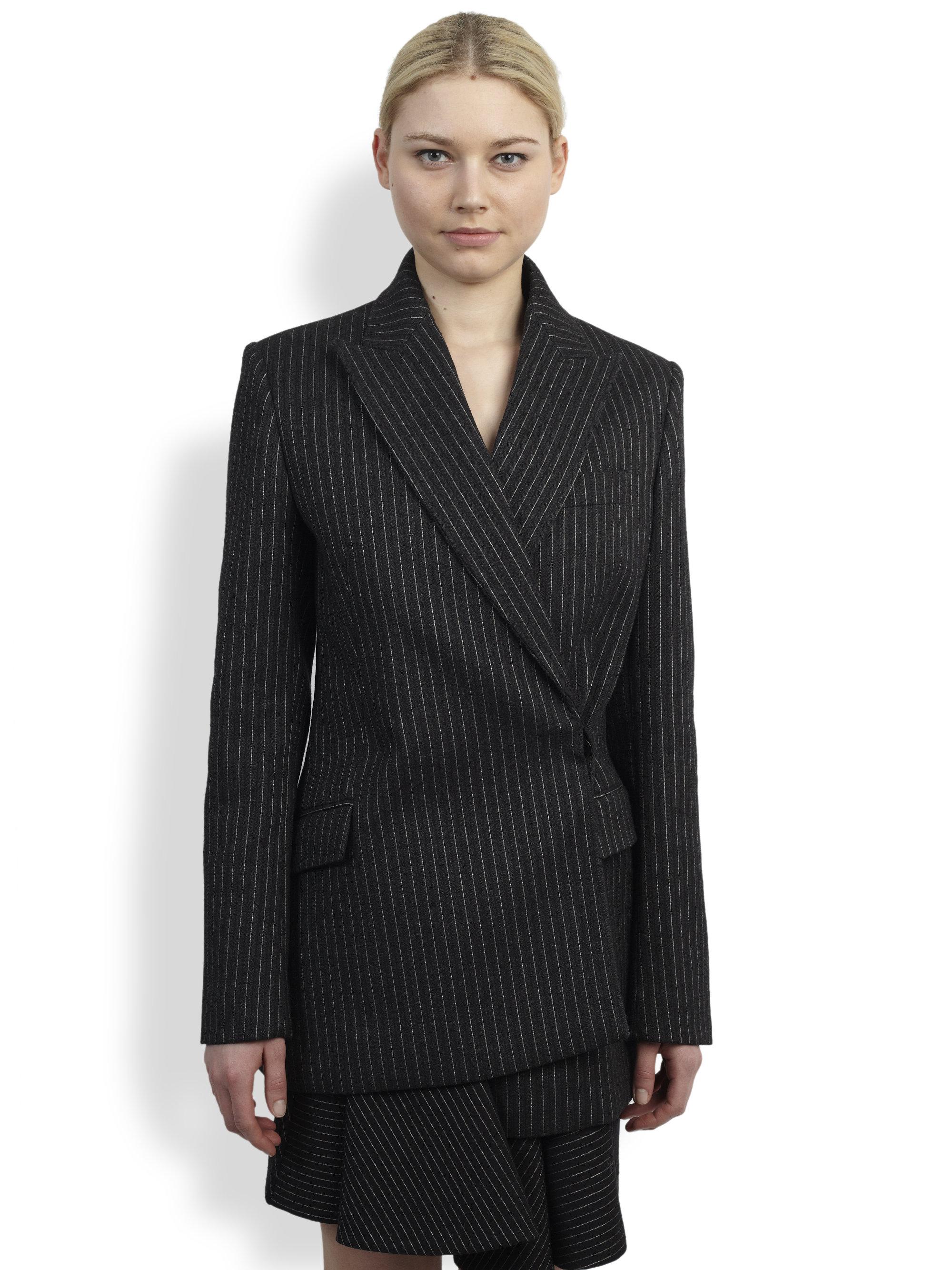 Pinstripe Blazer | Women | Reitmans