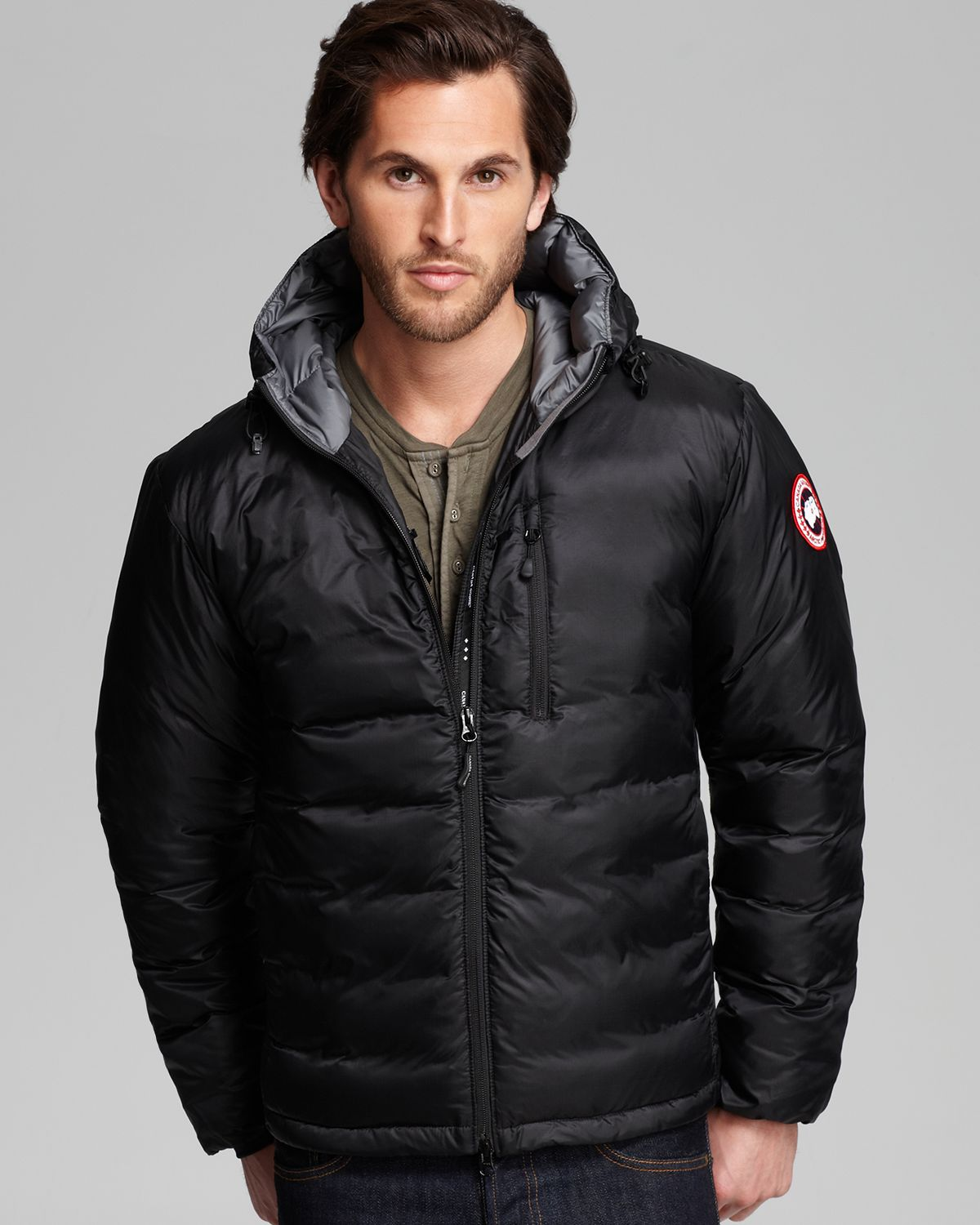 canada goose lodge down jacket xl