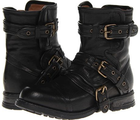 Ugg Elisabeta in Black