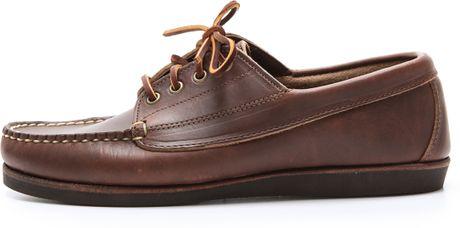 Eastland Shoe Company Sizing