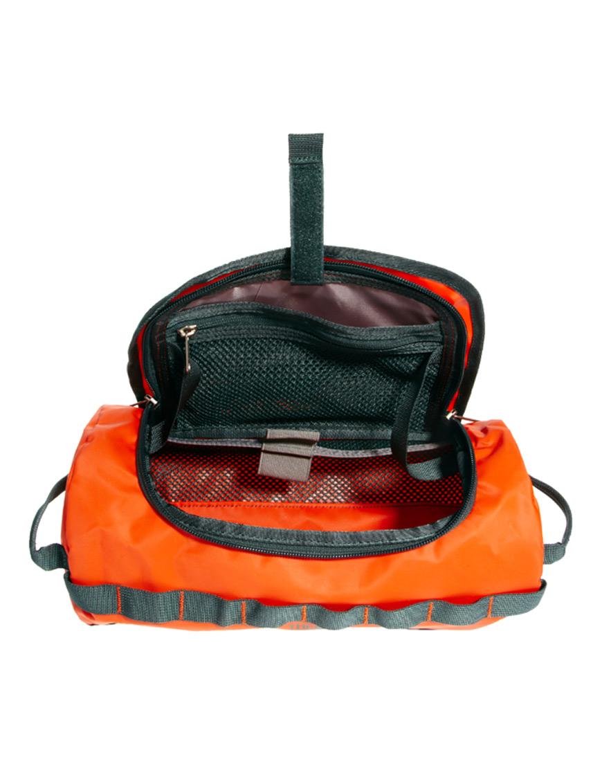 b153b250ba Lyst - The North Face Base Camp Wash Bag in Orange for Men