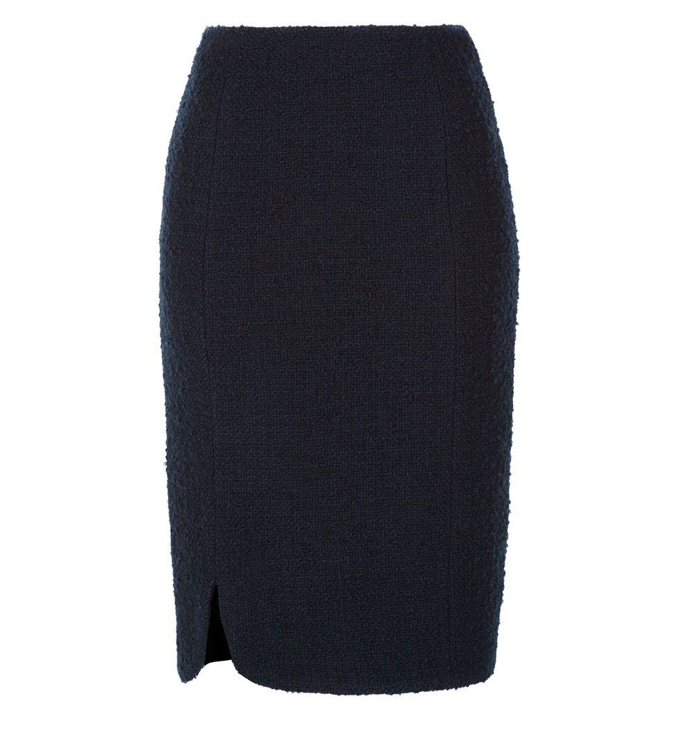hobbs prue skirt in black lyst