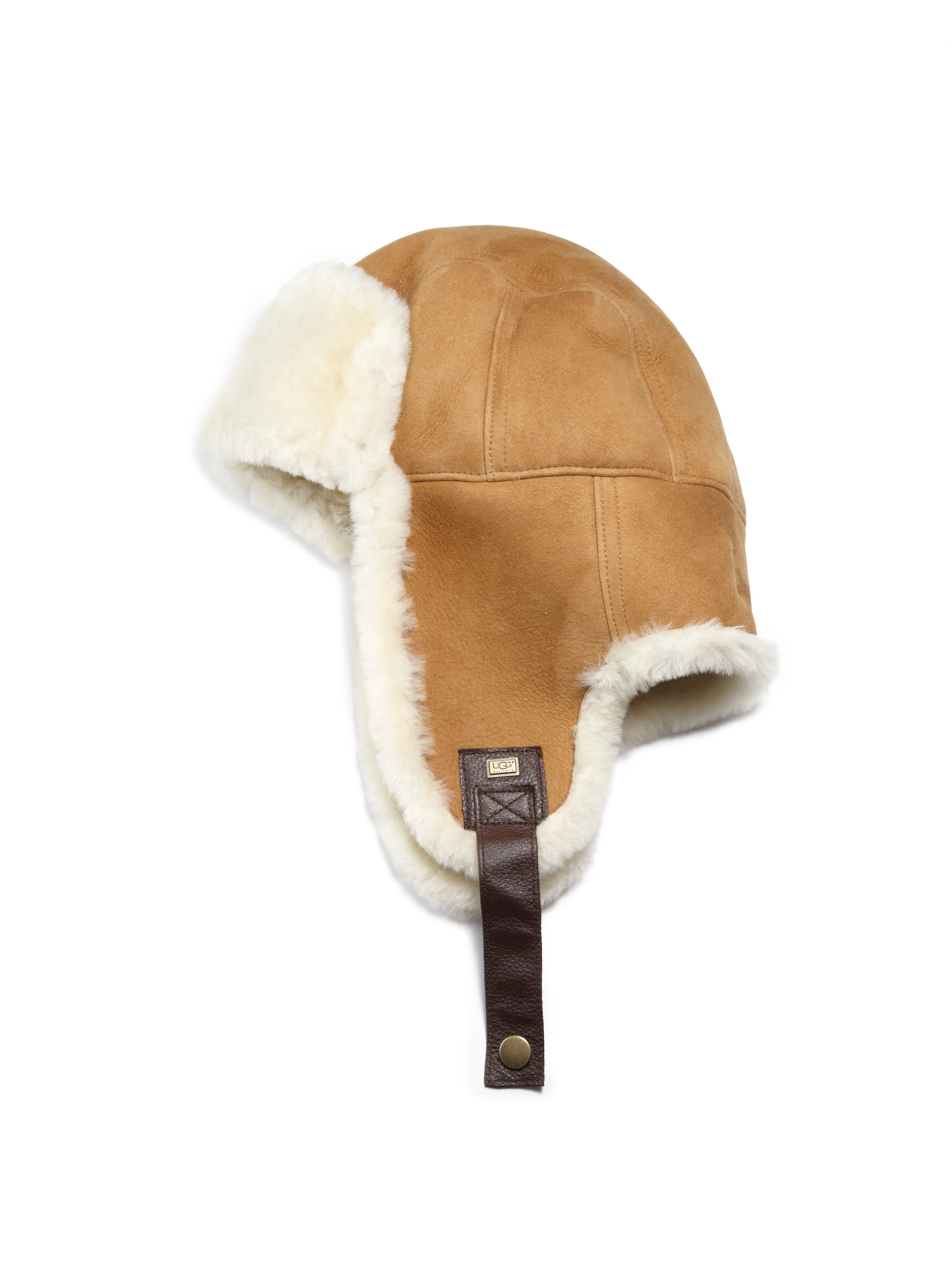 c89aaba5c49 Ugg Mens Shearling Trapper Hat - cheap watches mgc-gas.com