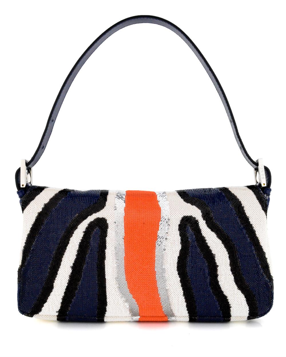 Fendi Zebra Bag