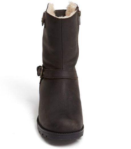 uggs grandle boot black