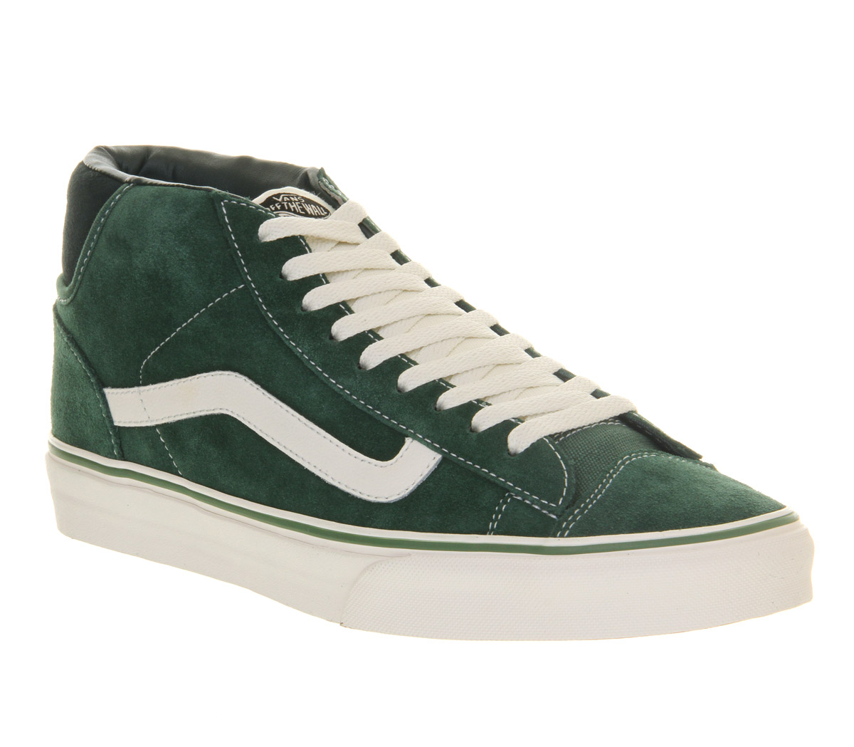 e338a452c9 Lyst - Vans Mid Skool 77 in Green for Men