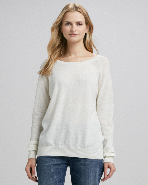 Long Sleeved Mini Sweater Dress - Cowl Neck