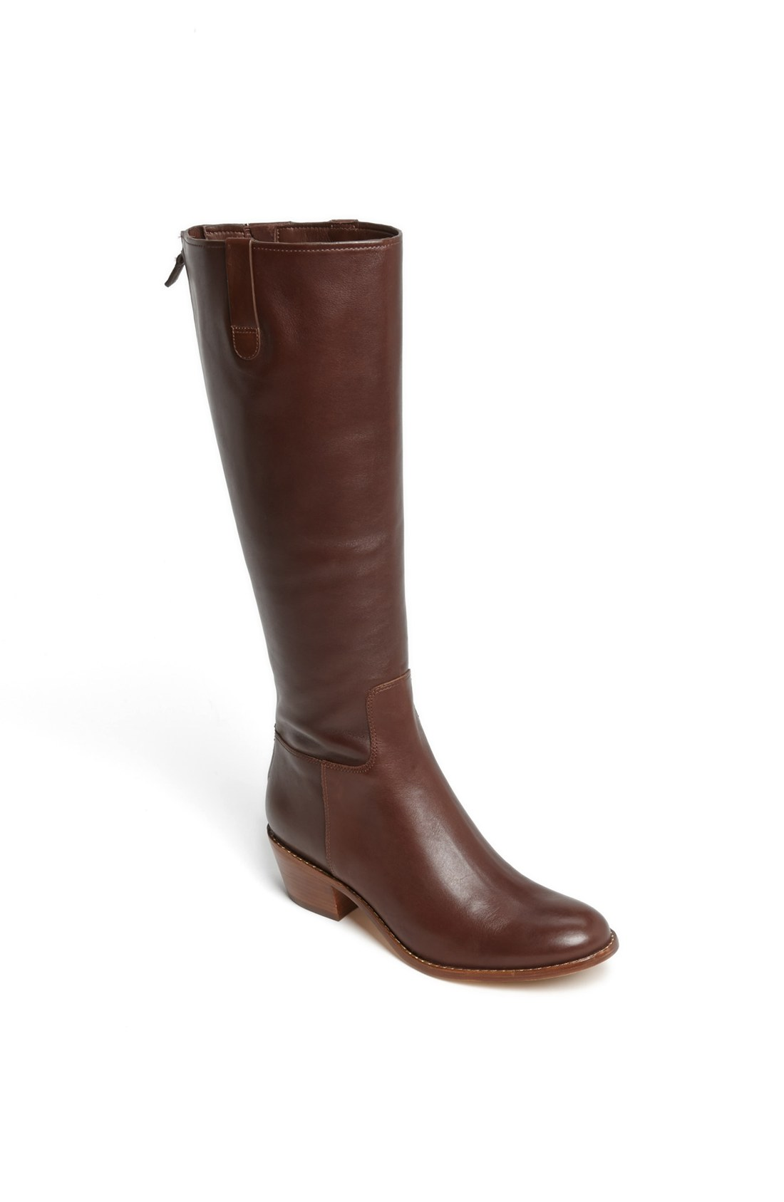 cole haan wesley boot in brown chestnut lyst