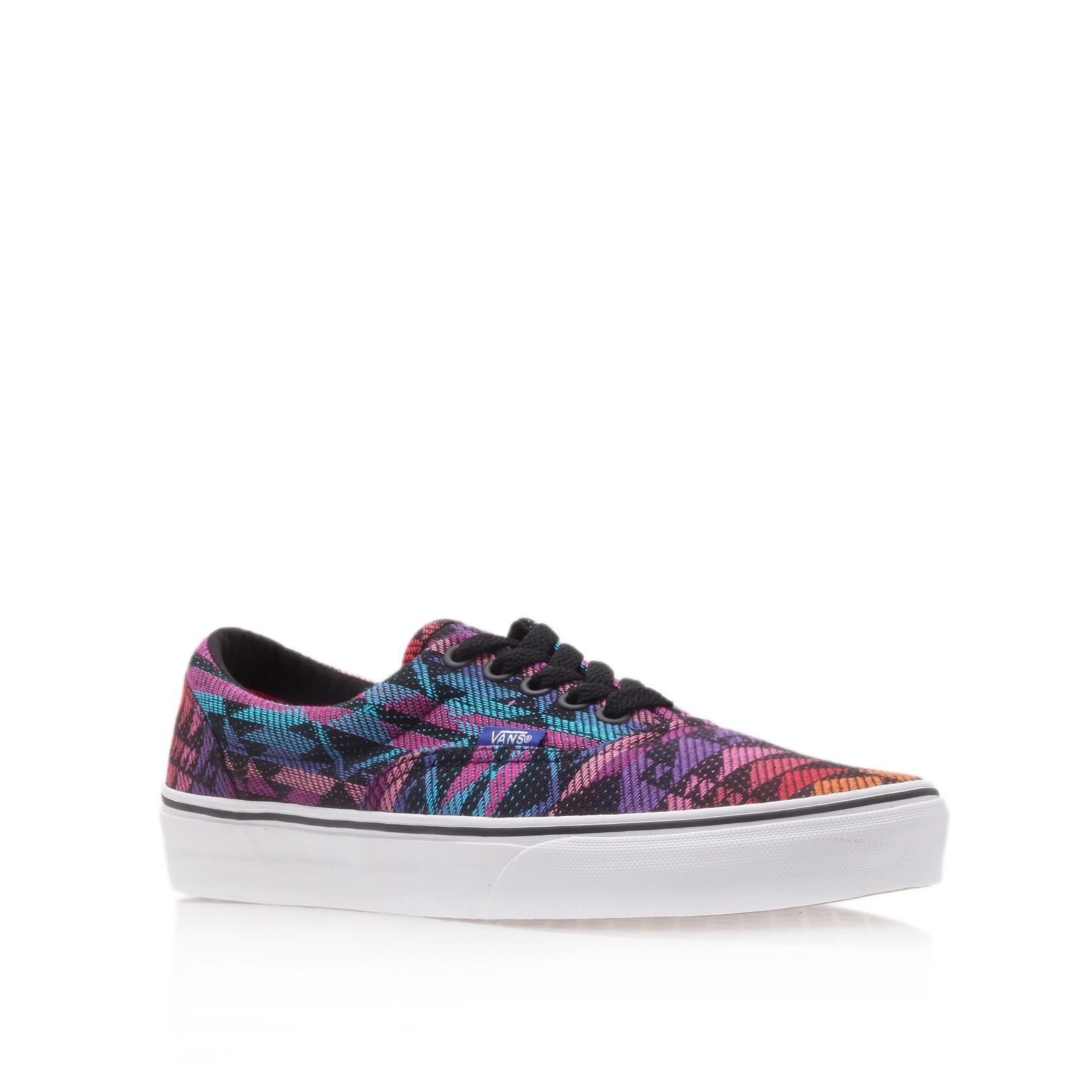 coloured vans shoes