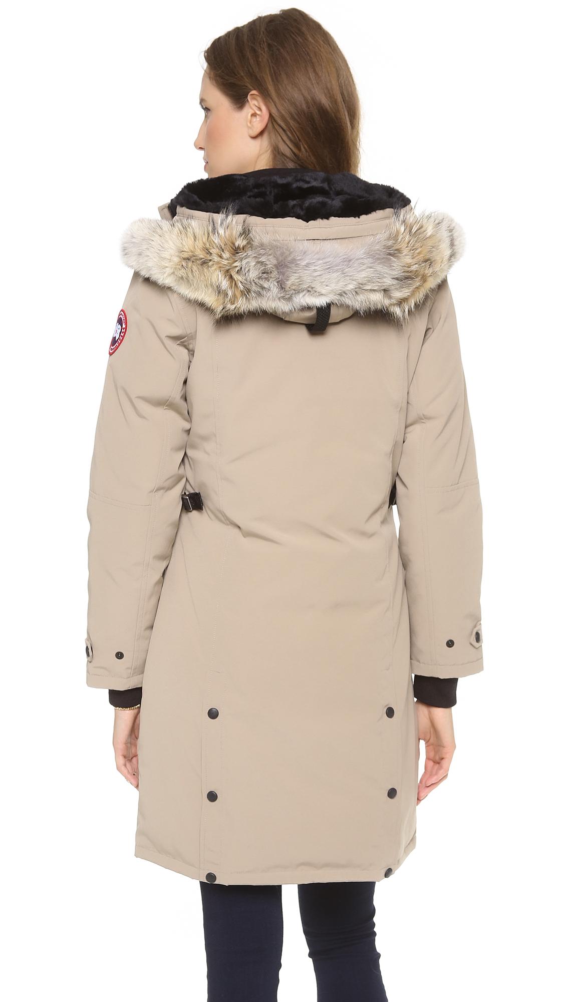 Previously sold at Shopbop · Womens Canada Goose Kensington ...