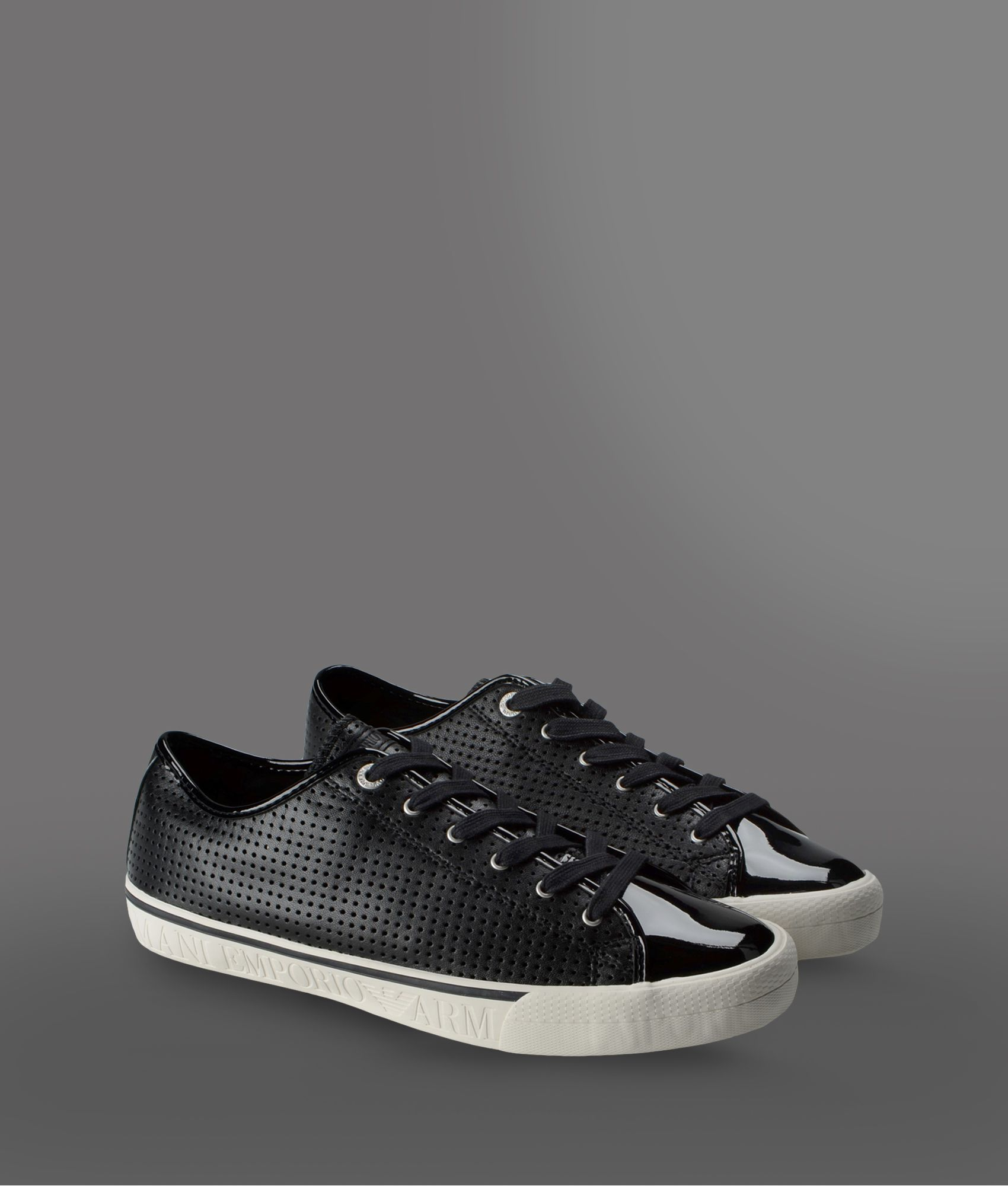 cheap shop for Emporio Armani low-top sneakers footlocker cheap online free shipping 100% authentic edEXN7VS4x