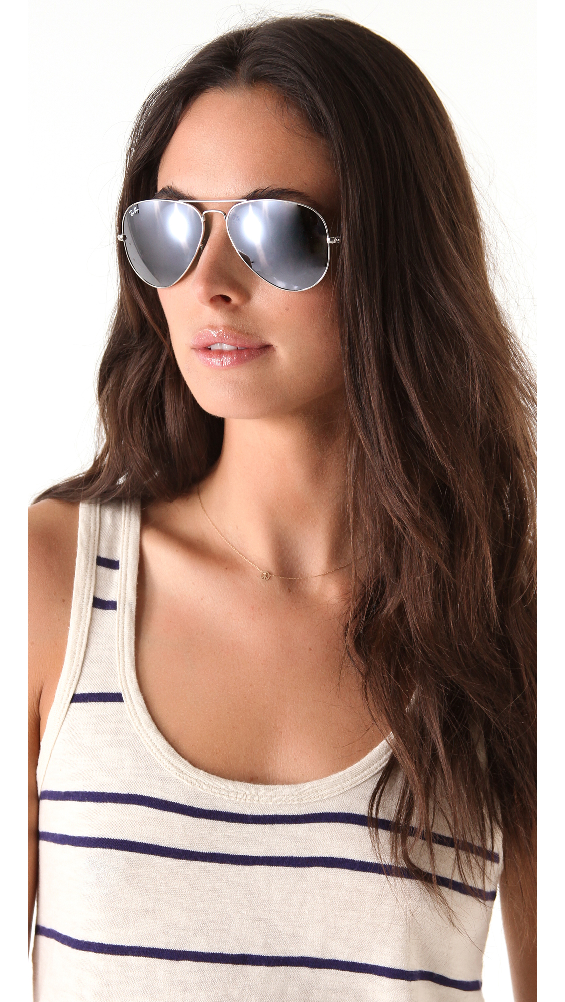 ray ban aviator silver mirror sunglasses  silver mirrored ray ban aviators
