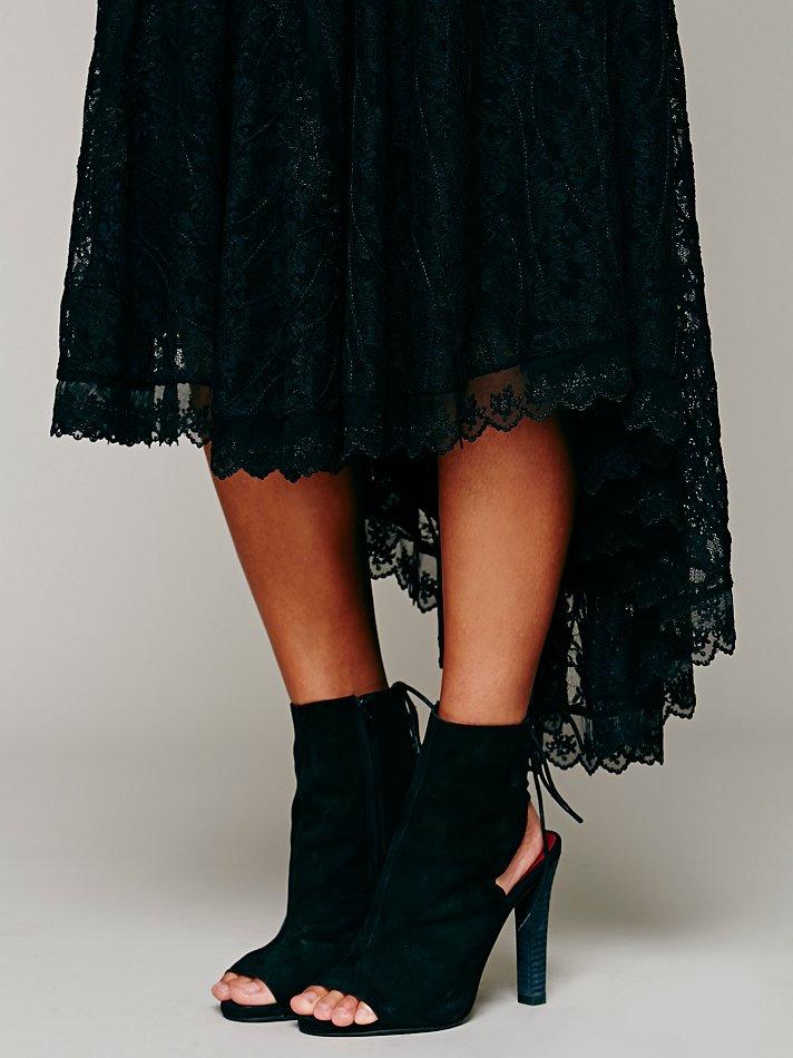 Free People Calamity Jane Dress In Black Lyst