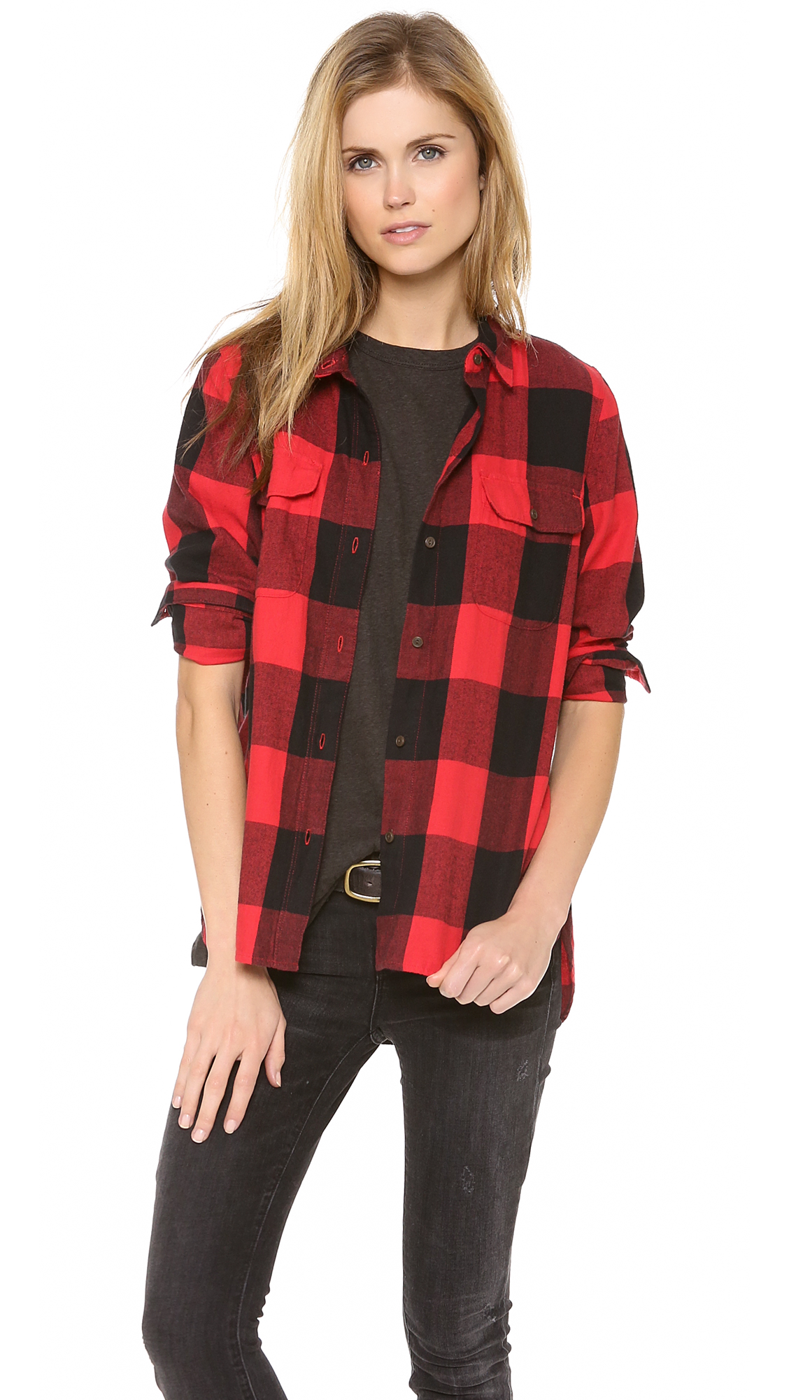 Find great deals on eBay for buffalo plaid shirt womens. Shop with confidence.