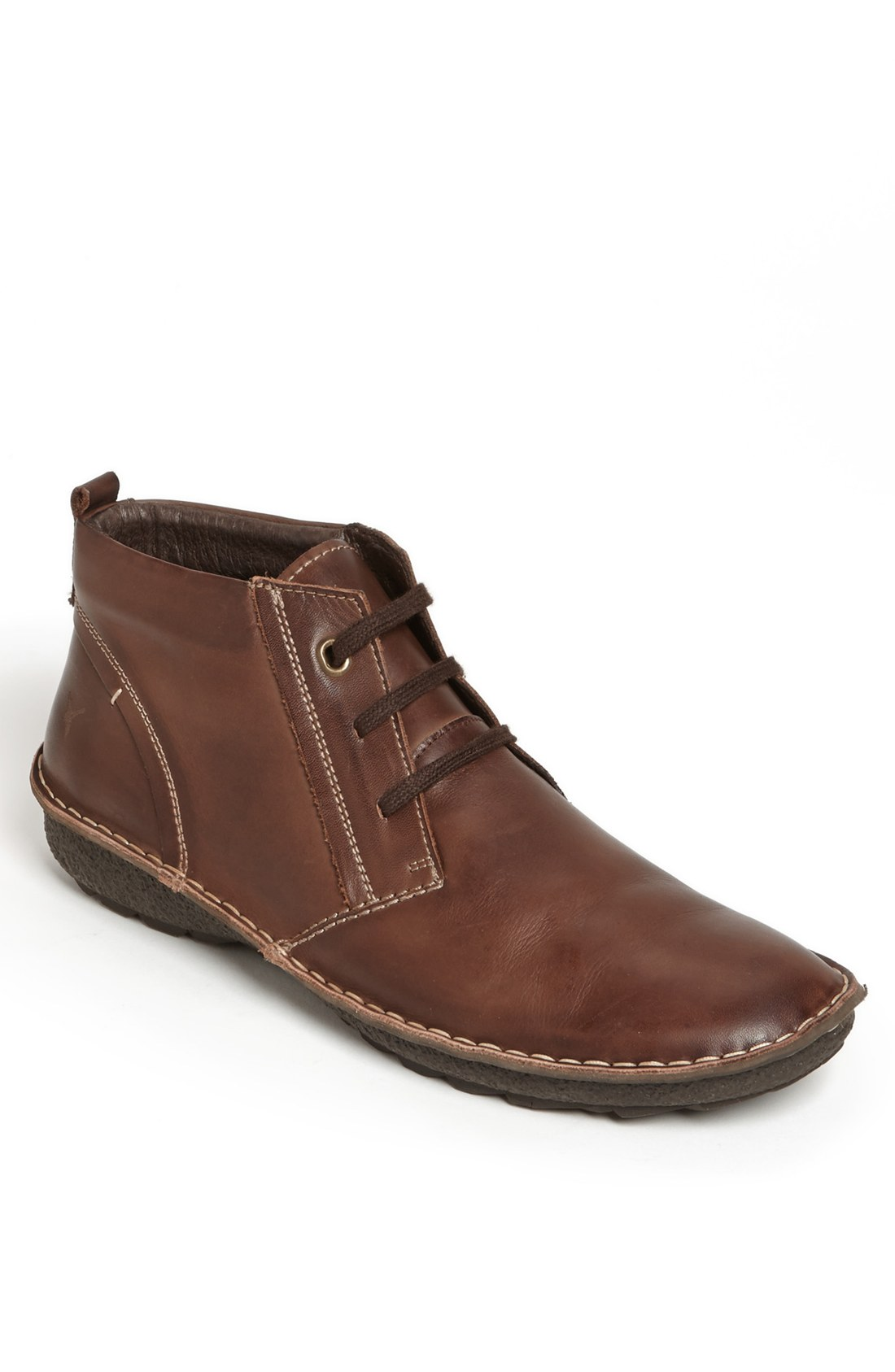 pikolinos chile chukka boot in brown for brown
