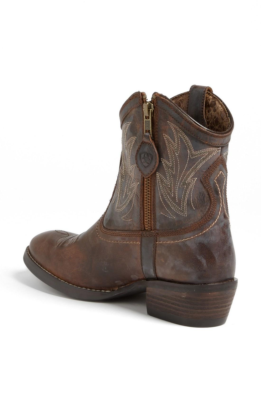 Ariat Billie Boot in Brown | Lyst
