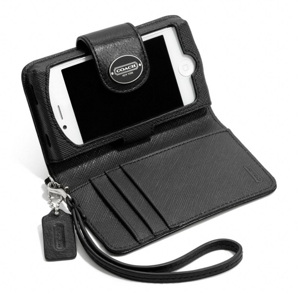 brand new 10e17 7888e discount code for coach iphone 6s wristlet 9ed55 e7728
