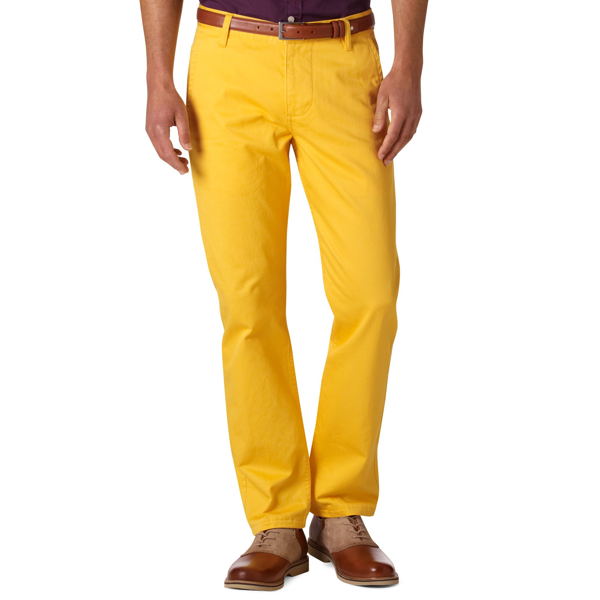 Dockers Slimfit Game Day Alpha Khaki Louisiana State Pants in ...
