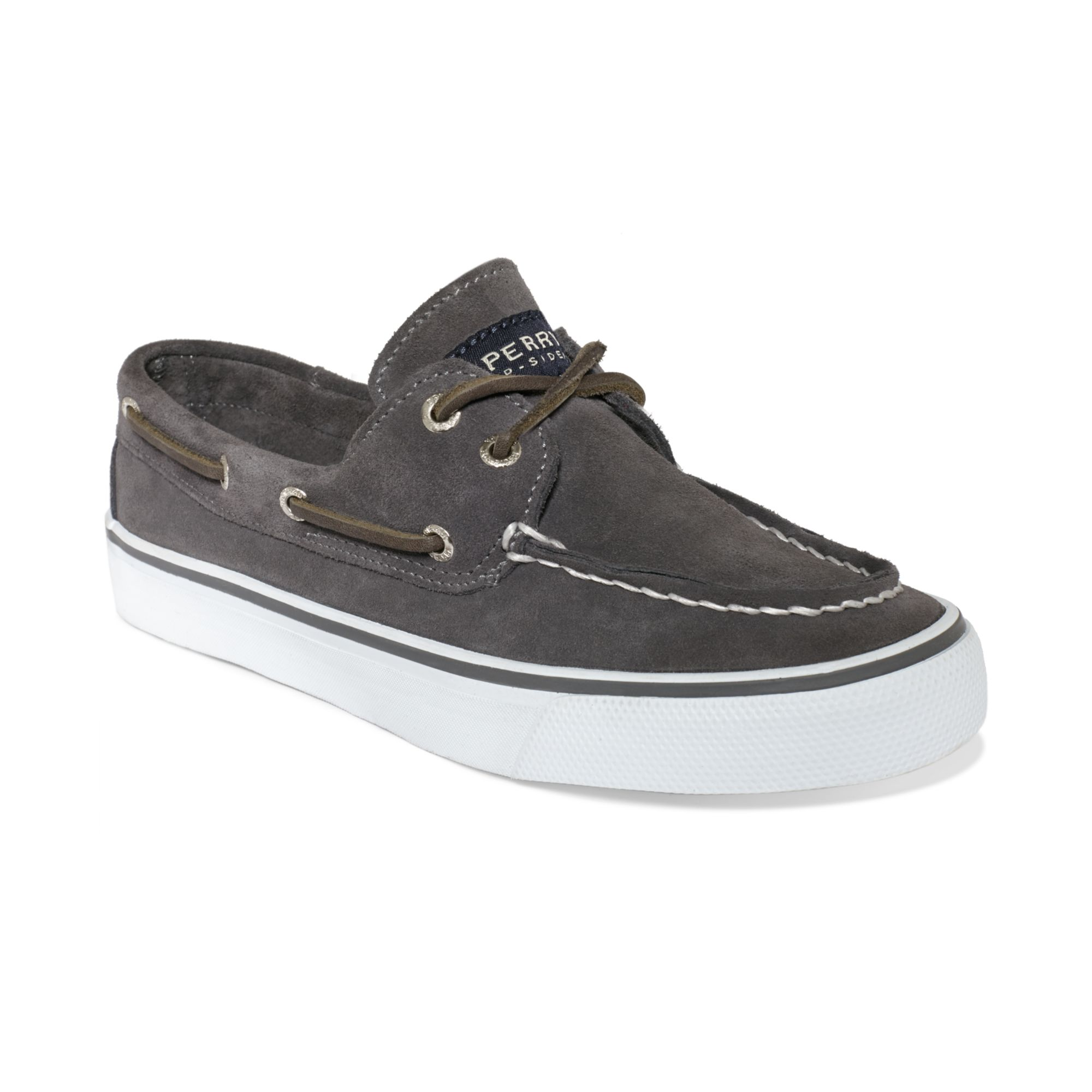 Sperry Top Sider Bahama Suede Boat Shoes