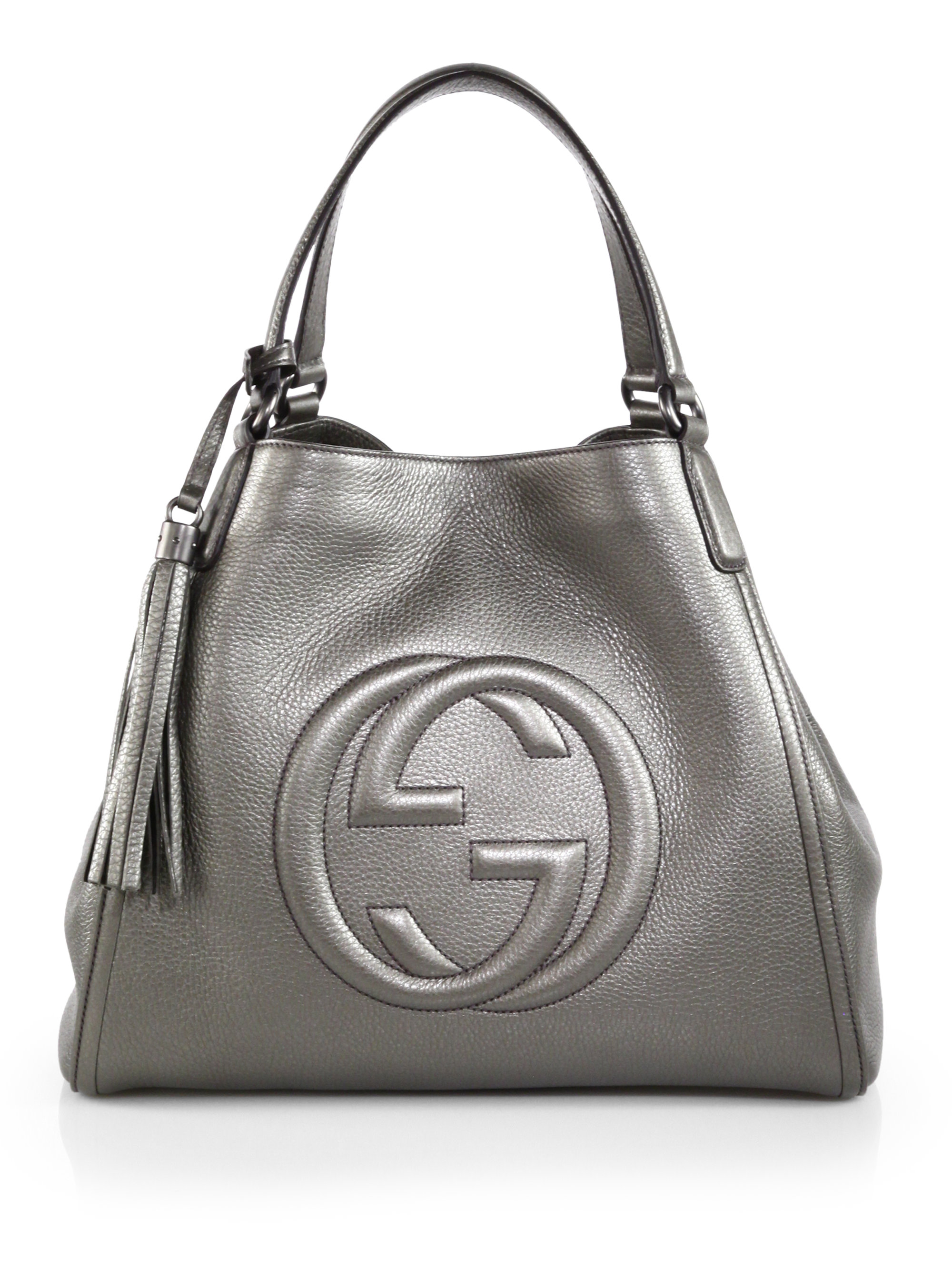 376afa180cb4 Gallery. Previously sold at  Saks Fifth Avenue · Women s Gucci Soho Bag