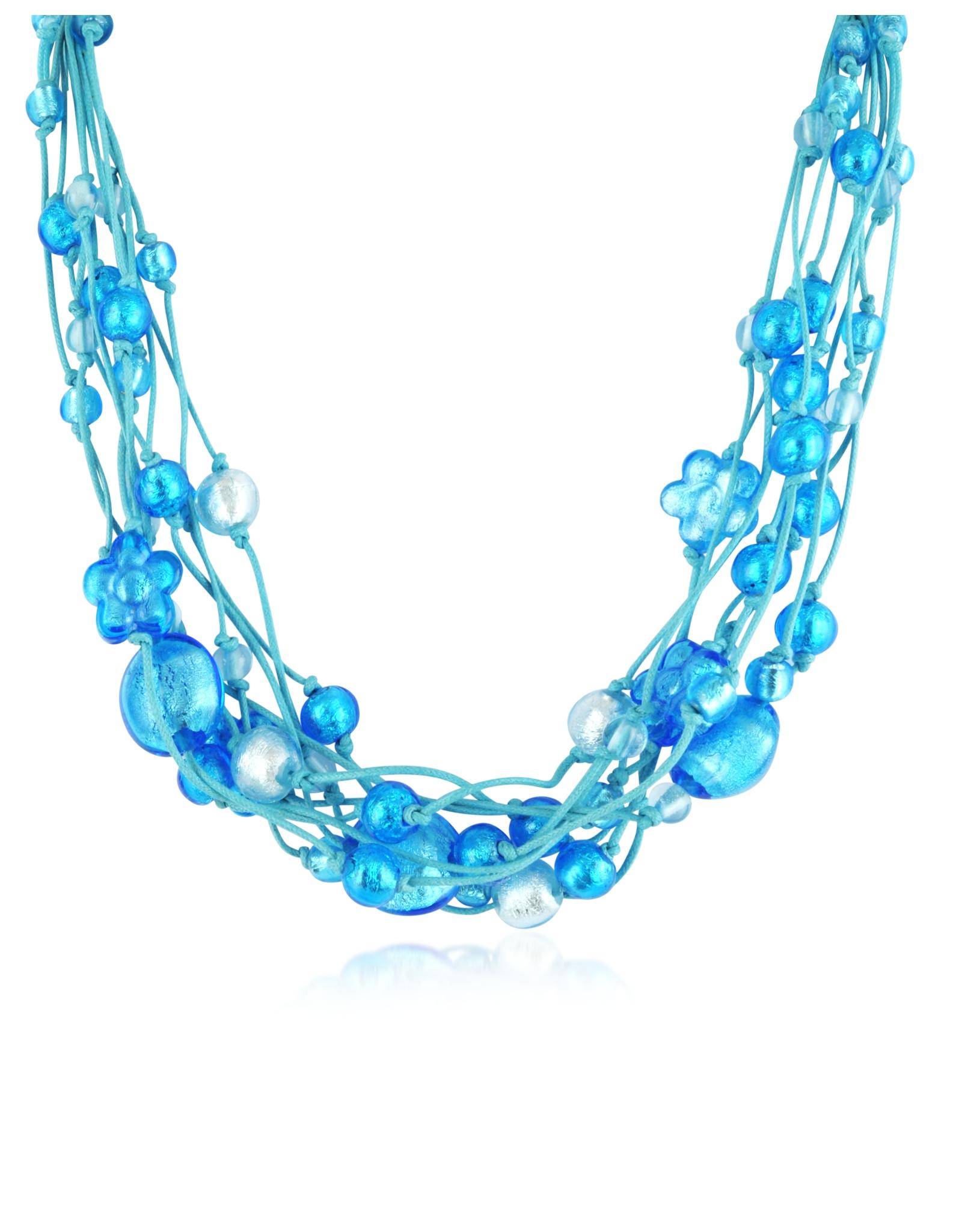 Lyst Antica Murrina Cancun Murano Glass Beads Flowers